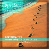 CD: SpiritStep Two: Let Go and Let God