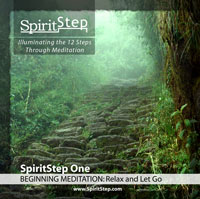 CD: SpiritStep One: Relax and Let Go
